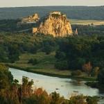 Devín castle / hrad Devín - Rudo Jureček