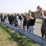 BirdExperience 2011 - Birdwatchers on Danube River