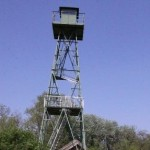 Sandeck - watching tower