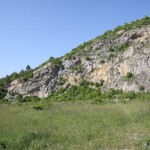 Old limestone quarry - Ján Dobšovič