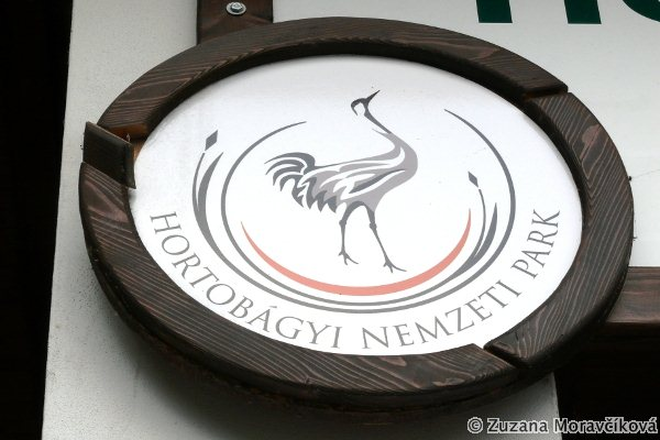 Znak NP Hortobágy