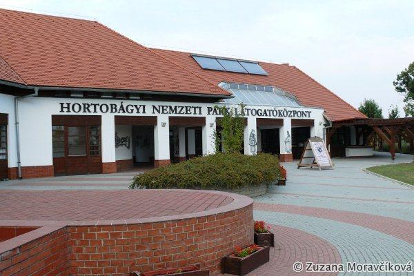 Informačné centrum NP Hortobágy 2