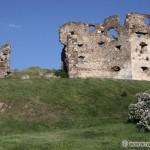 Veľký Kamenec - hrad (Castle)