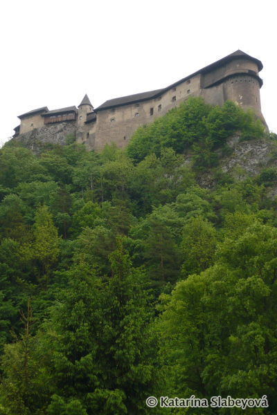 Orava Castle / Oravský hrad - Katarína Slabeyová
