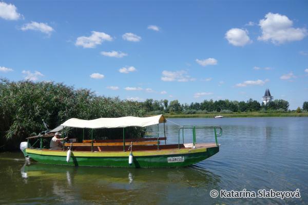 Water taxi / Vodný taxík