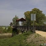 bridge over the Austrian - Hungarian border / hraničný most medzi Rakúskom a Maďarskom - Ján Dobšovič