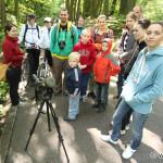 an excurson for Forestry days 2014 / exkurzia v rámci Lesníckych dní 2014